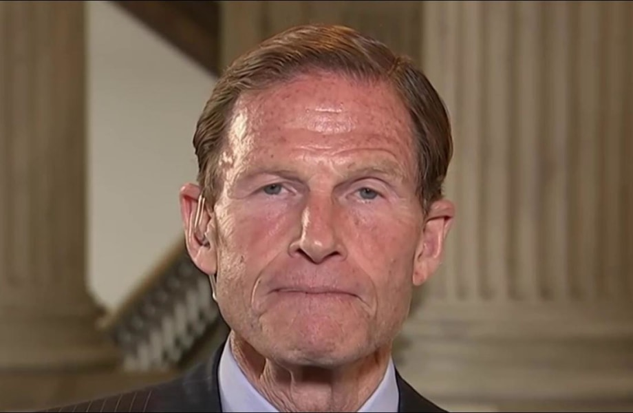 Blumenthal: Attempts to stifle investigation become evidence of intent