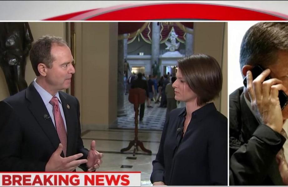 Schiff Confirms House Intel Will Also Subpoena Flynn