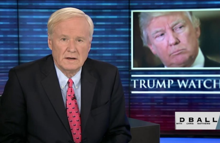Matthews: Trump Team thwarting the effort to the find the truth