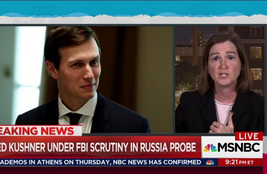 Kushner scrutiny complicates parallel probes