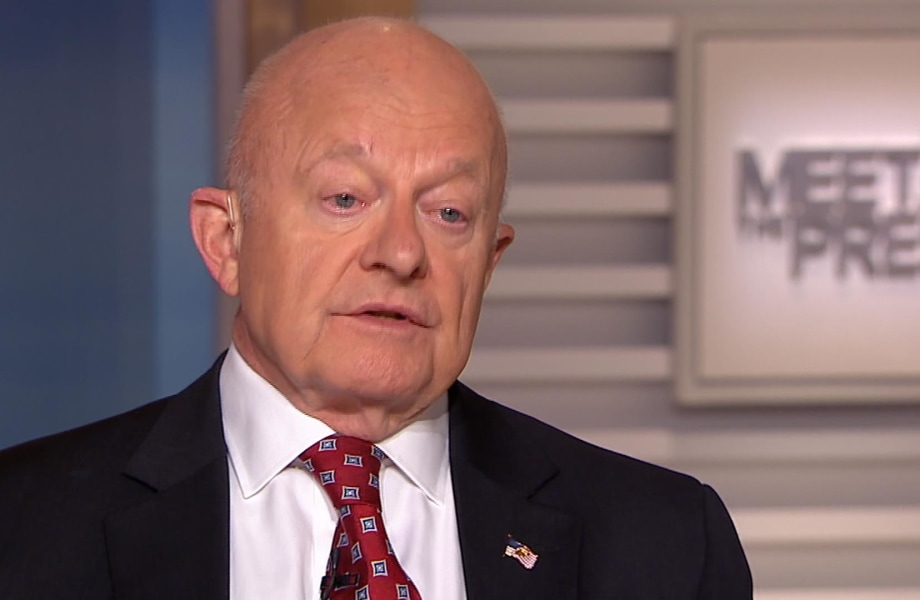 Clapper: Russians are 'Emboldened' by Election Interference Results