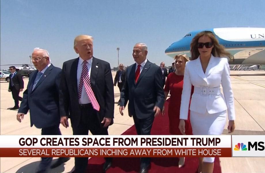 Mideast peace: President Trump's 'ultimate deal'