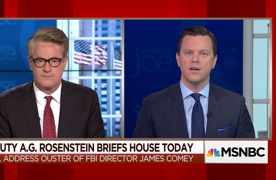 Report: Russia probe reaches the White House