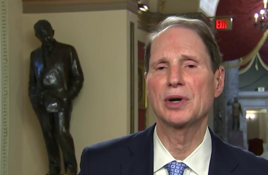 Sen. Wyden: GOP Health Care Bill 'A Big Con Job'