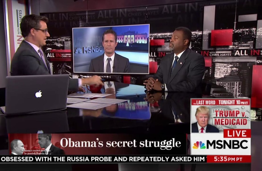 Malcolm Nance on WaPo report: that is 'crown jewels intelligence'
