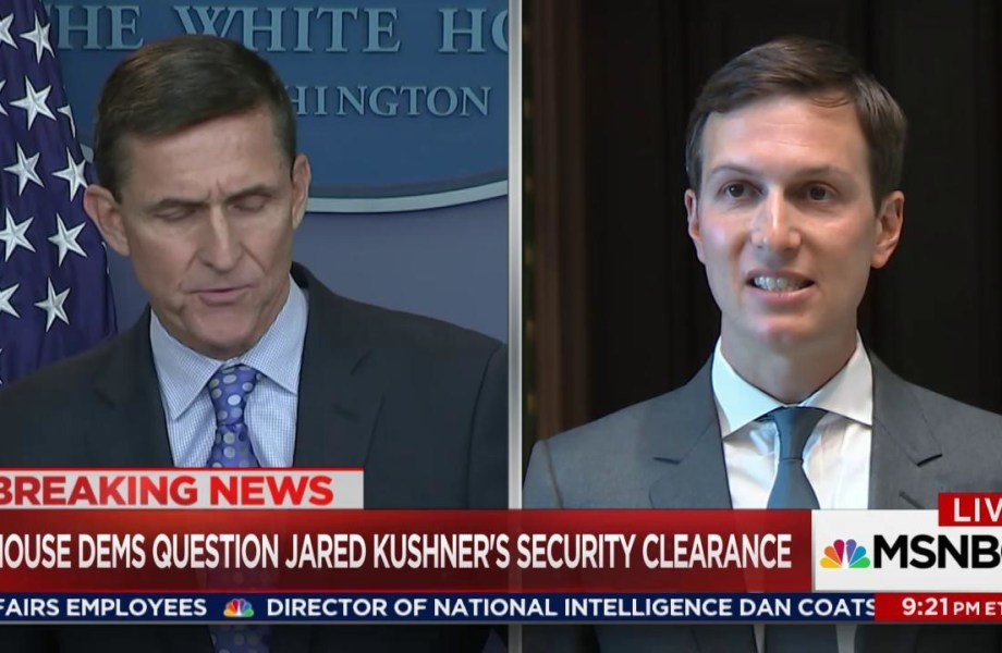 Senate Judiciary questions Kushner clearance