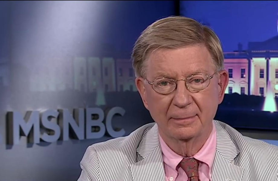 George Will: GOP asked to walk the plank with health care bill