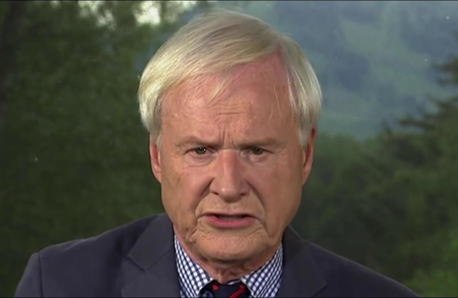Matthews: Trump admitted that Russians interfered in election