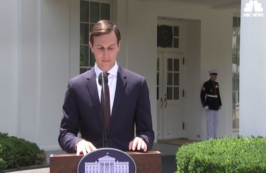 Kushner: 'I did not collude with Russia'