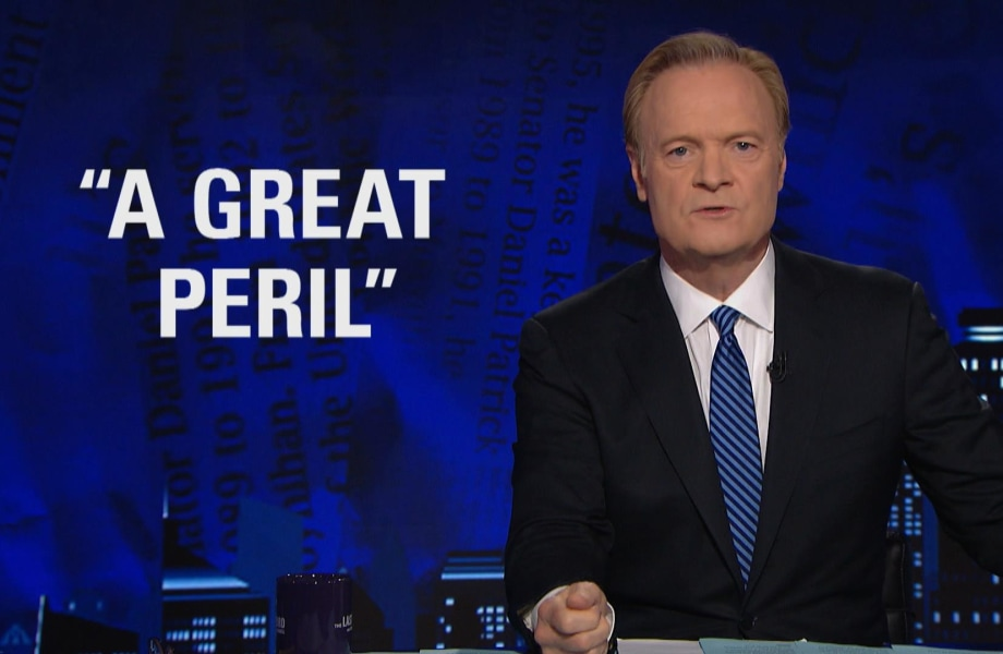 Lawrence: Trump responds to Barcelona terror attack with a lie
