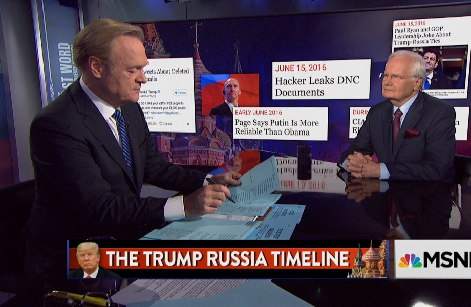 The comprehensive timeline of Trump's history with Russia