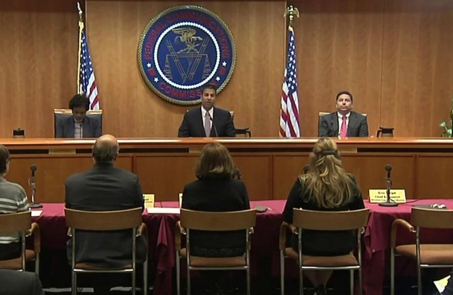 FCC scraps net neutrality rules regulating Internet access