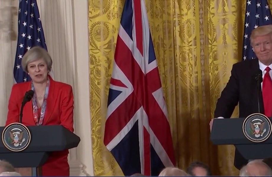 Special relationship between U.S. and U.K. sours