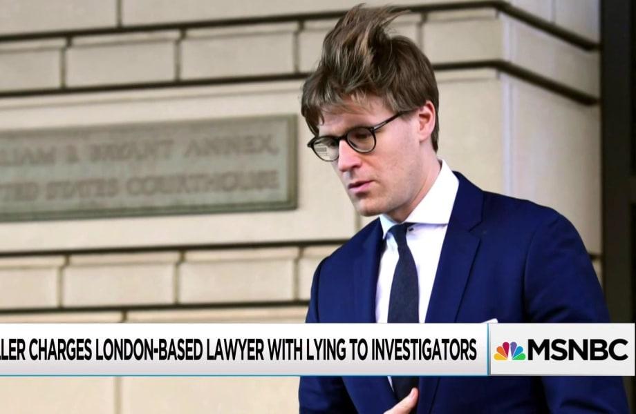 Americans google Alex van der Zwaan as Mueller issues new charges