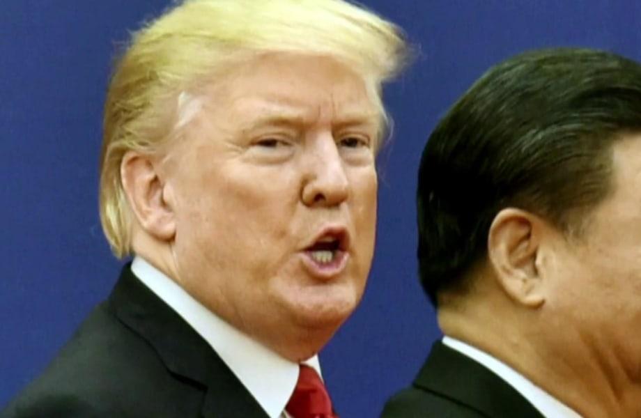 Trump seeks new China tariffs as trade war worries mount