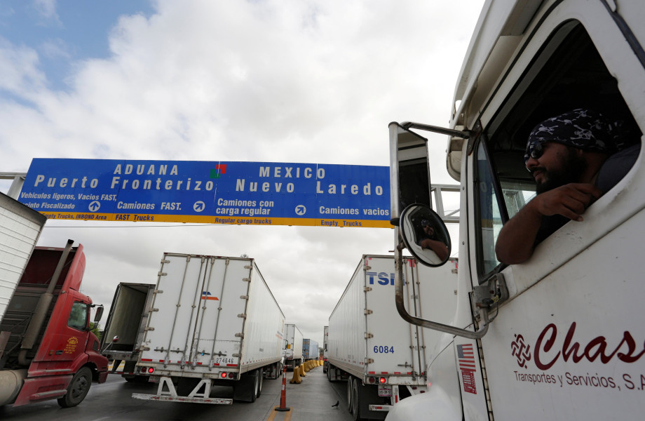 Trump's Rise Jumbles Partisan Views of Free Trade
