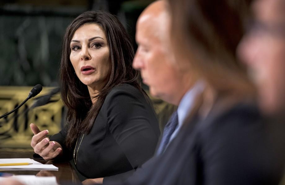 USA Gymnastics Blasted for Skipping Senate Hearing on Sex Abuse