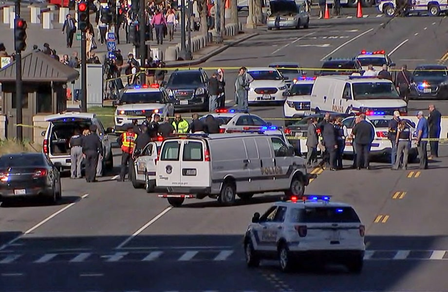Police: Shots Fired Near Capitol Hill After Driver Hit Cop Car