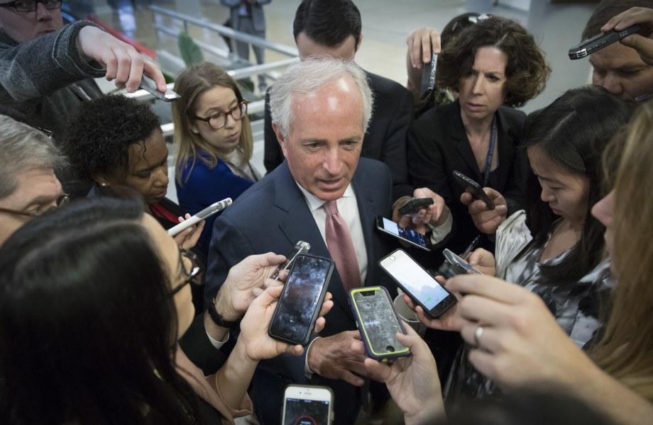 GOP Sen. Corker Announces He Won't Seek Reelection
