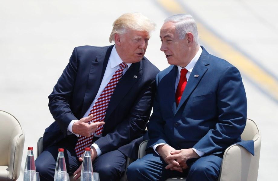 Donald Trump Arrives in Israel, Will Push Peace Process