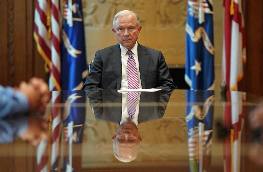 Republican Senators Steamed Over Trump Attacks Back Sessions