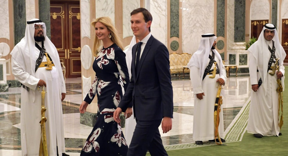 Jared Kushner Under Scrutiny in Russia Probe, Say Officials