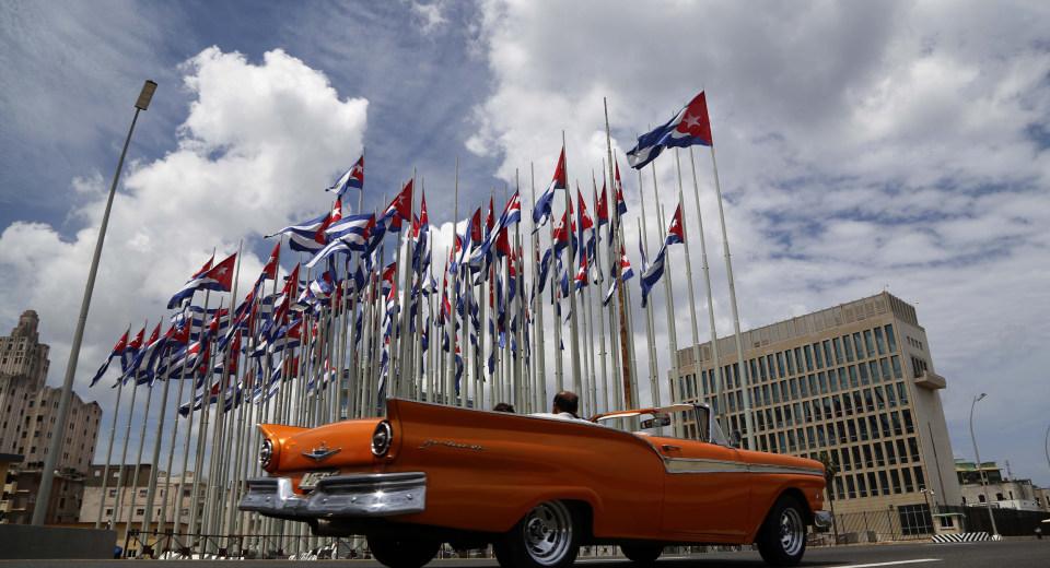 Cuba Embassy 'Attacks' Baffle U.S., Frustrate Victim