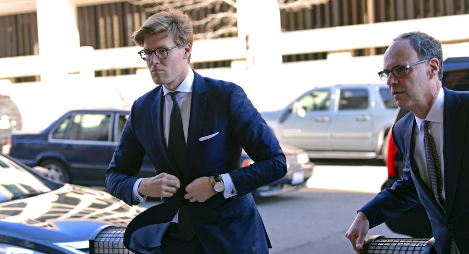 Russia probe: Lawyer Alex van der Zwaan, oligarch's son-in-law, pleads guilty