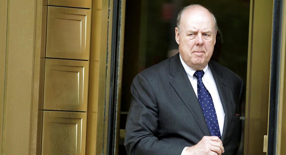 John Dowd resigns as Trump's personal lawyer in Mueller probe
