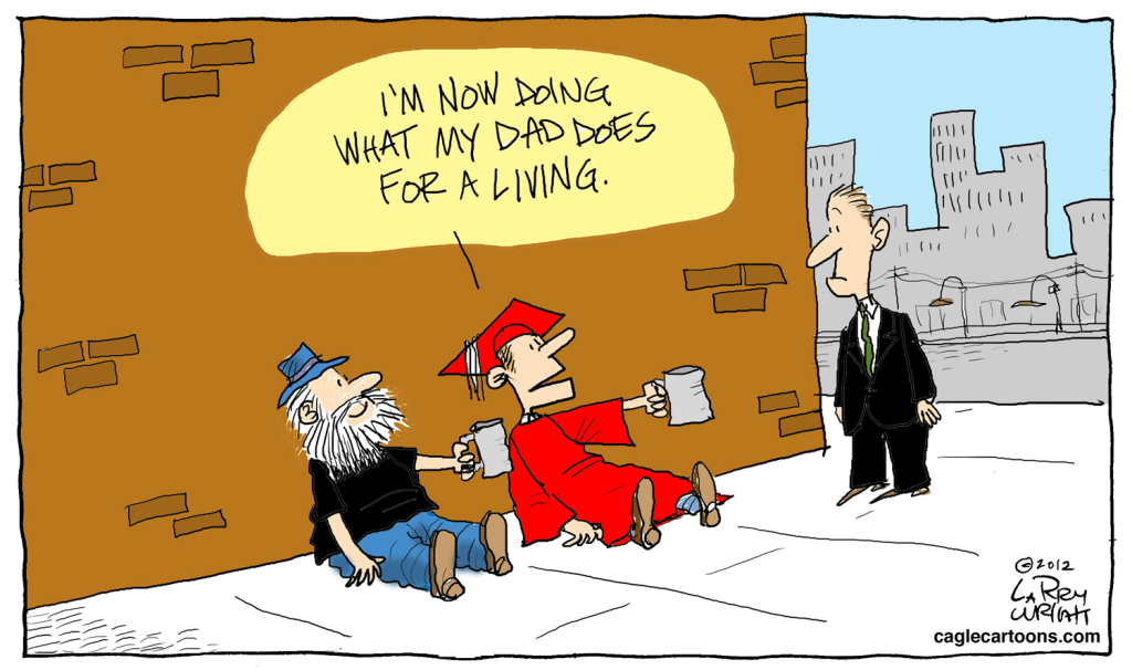 The week in business cartoons - NBC News