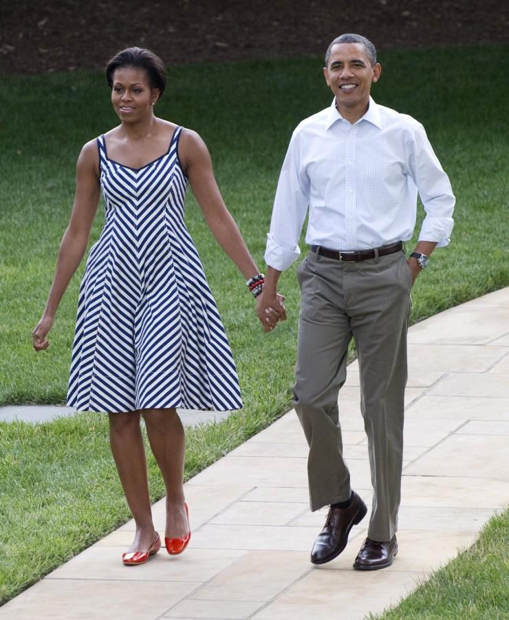 June 21 2015 Malia Sasha And Michelle Obama Leaving: NBC News