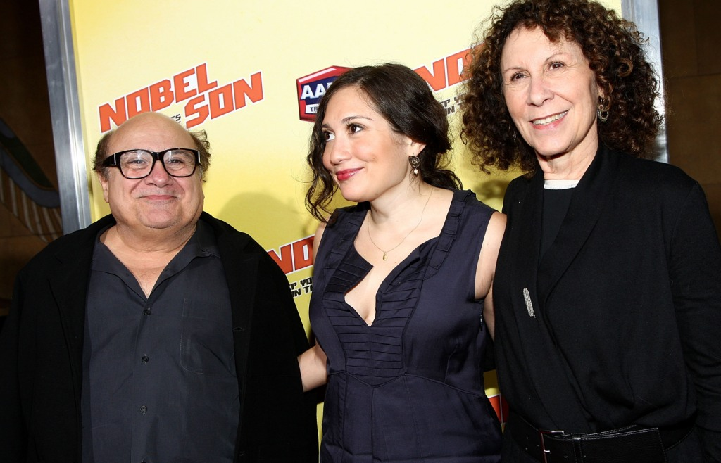 Image result for danny devito and rhea perlman