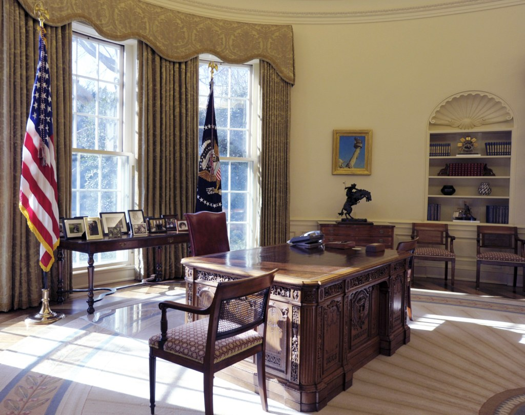 Obamas Oval Office NBC News