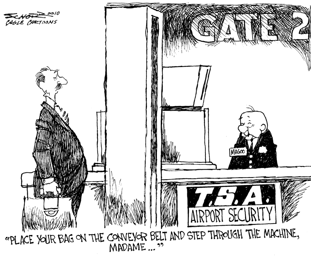 The Week in Political Cartoons - NBC News