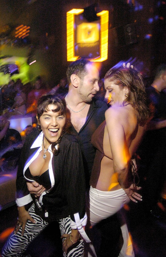 Tampa night clubs, dance clubs