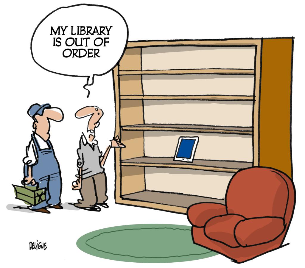 books versus computers essay