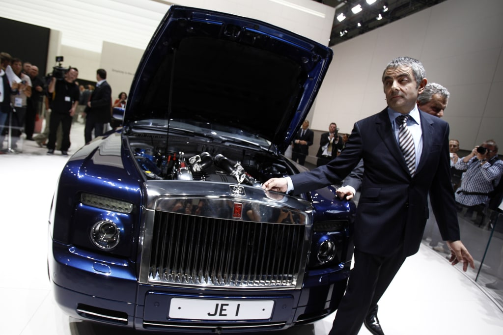 Ja for cars Future autos debut at German show  NBC News