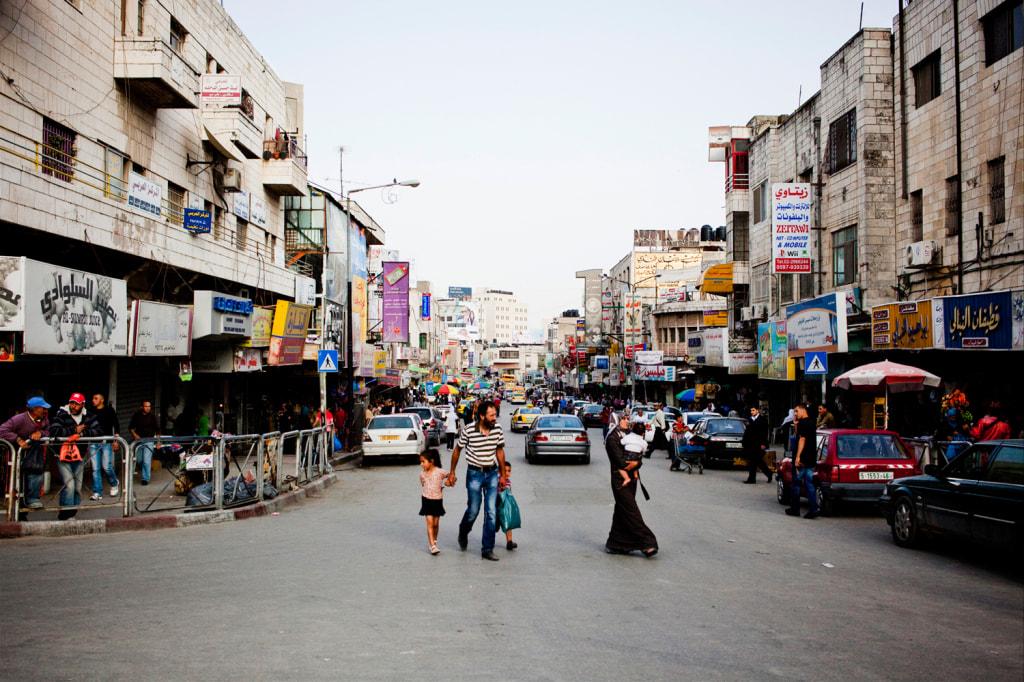 Ramallah Portrait Of A West Bank City Nbc News