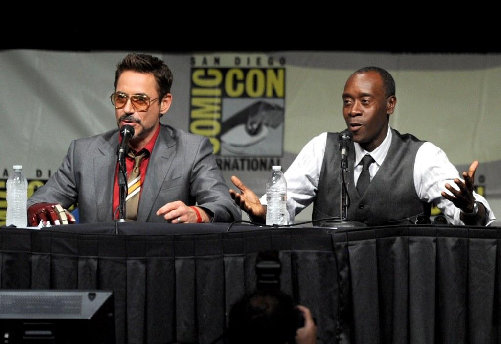 Comic-Con 2012: 'Revolution' Panel