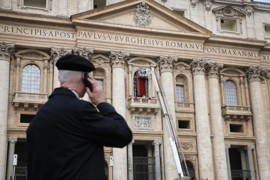 The Election Of Pope Francis Nbc News