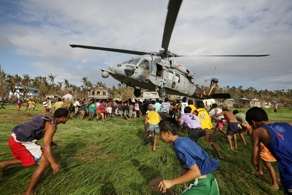 Image result for Photos, U.S. military, support to Philippines, after Super Typhoon Haiyan, photos