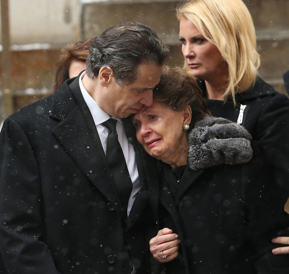 The Latest 3 Family Members Killed In Denver Home: The Funeral Of Mario Cuomo