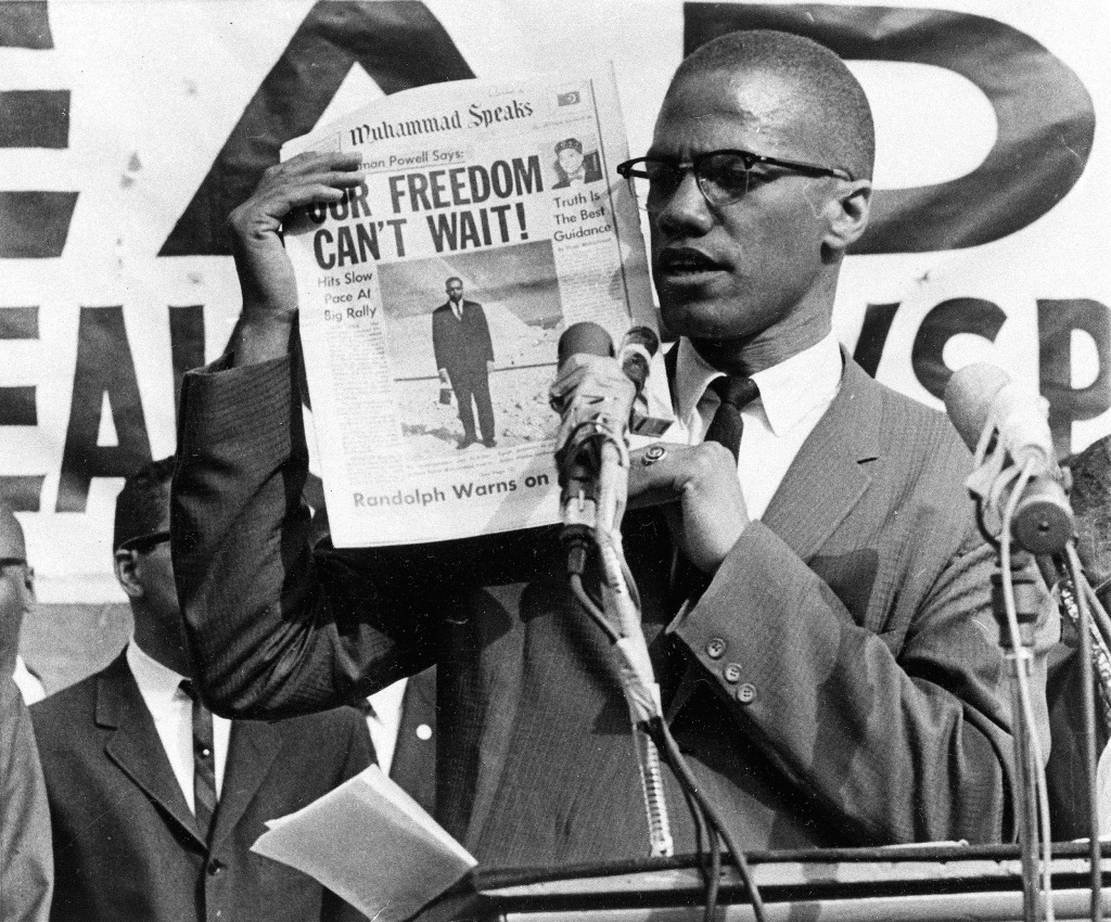 malcolm x black revolution speech june 1963 1 malcolm x speech on the founding of the oaau june 28, 1964 salaam alaikum, mr m oderator, our distinguished guests, brothers and sisters, our friends and our.