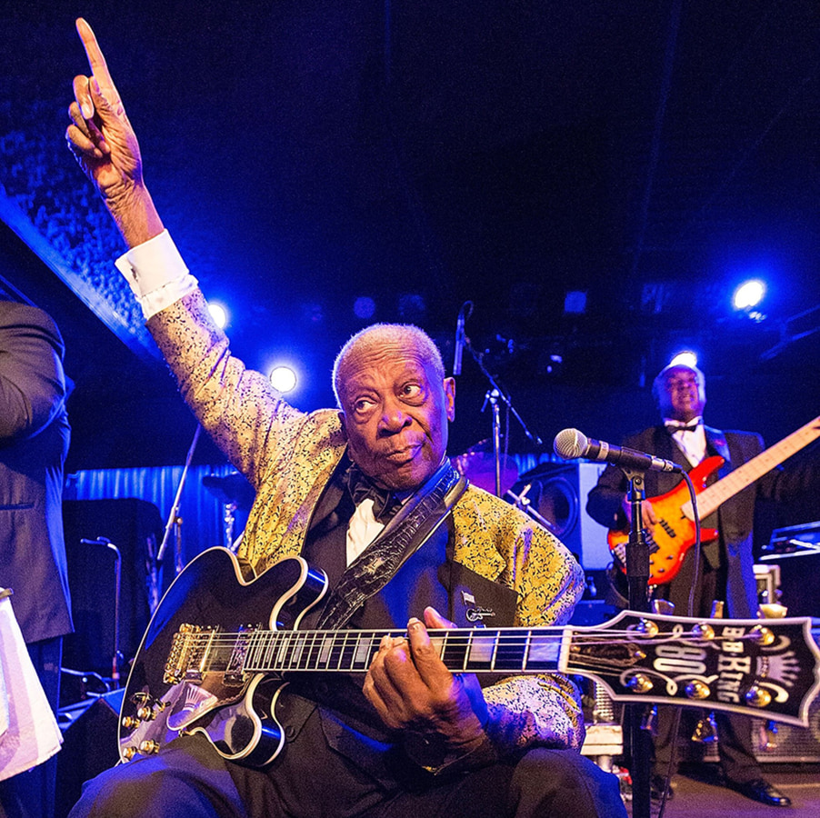 bb king life of a blues legend and guitar hero nbc news