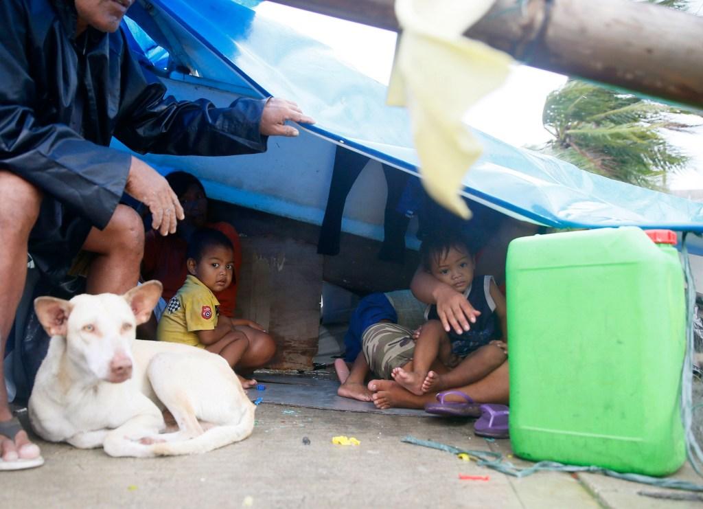 Philippines Battered By Typhoon Koppu Nbc News