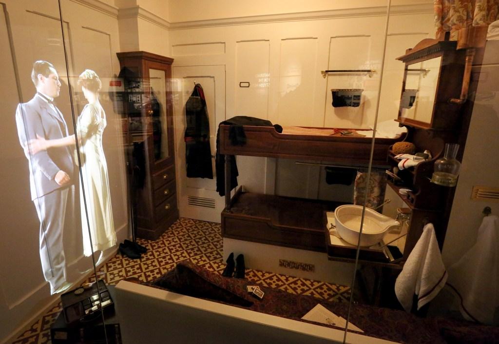 Titanic 100 Years Later Nbc News