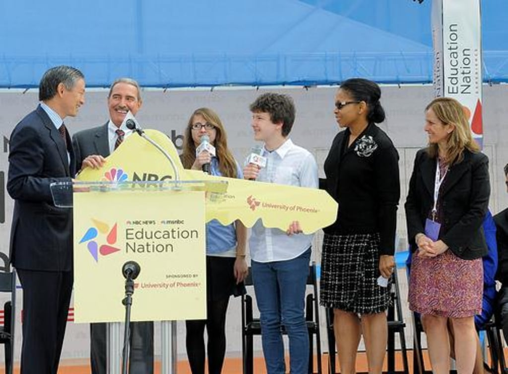 Education Nation Chicago