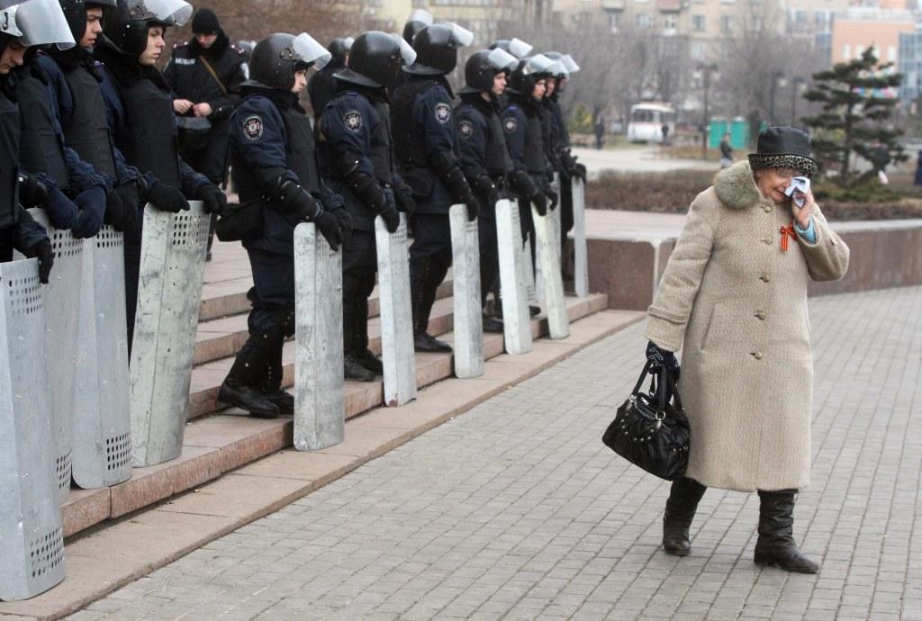 Image: UKRAINE-RUSSIA-UNREST-POLITICS