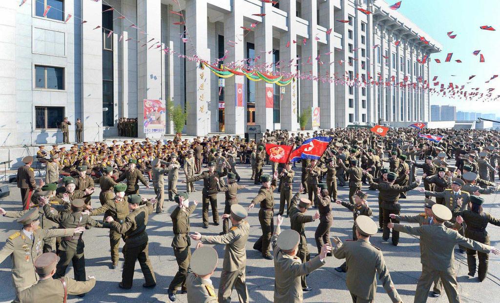 Image: NKOREA-POLITICS-VOTE-LEADER