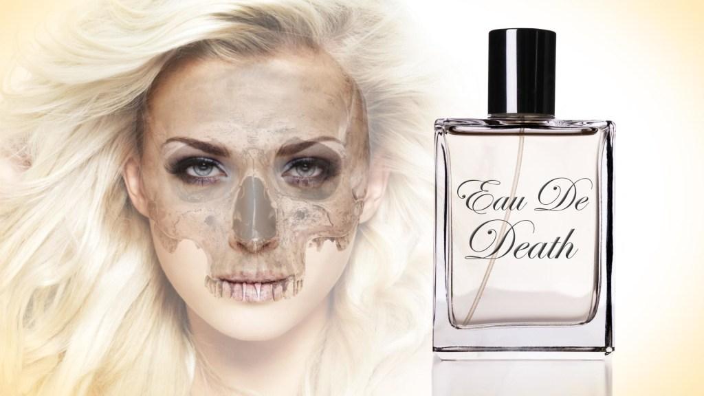 Image: Eau De Death cologne